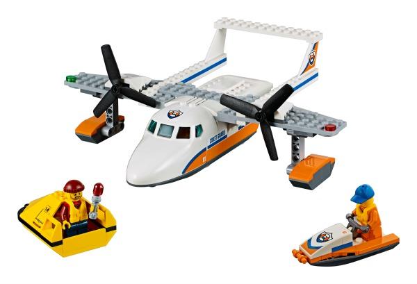 Sea Plane Rescue