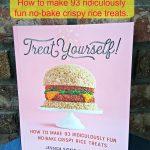 Treat Yourself Cripsy Rice Treats