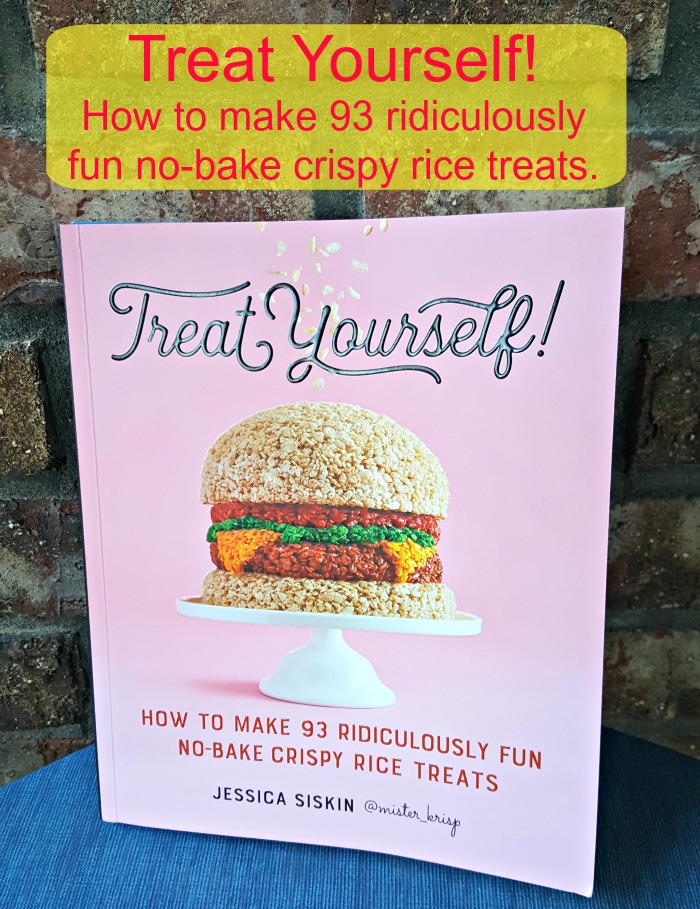 Treat Yourself Cripsy Rice Treats