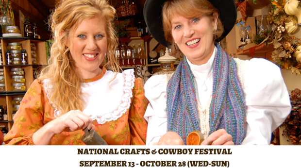 National Crafts & Cowboy Festival