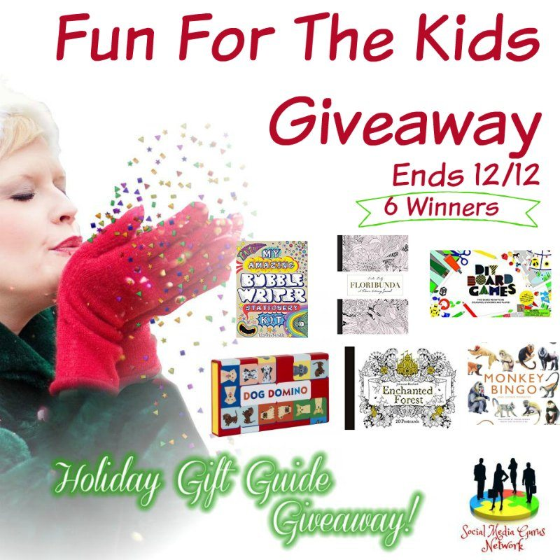 Fun For The Kids Giveaway