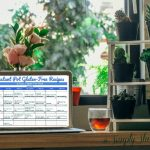 May Instant Pot Meal Plan