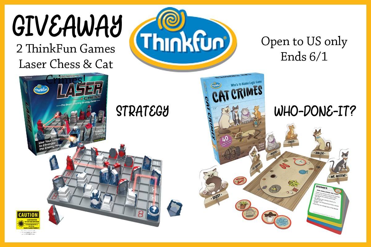 Think Fun Games Giveaway
