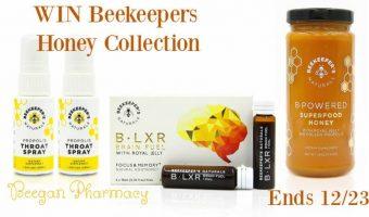 Beekeepers Honey Giveaway