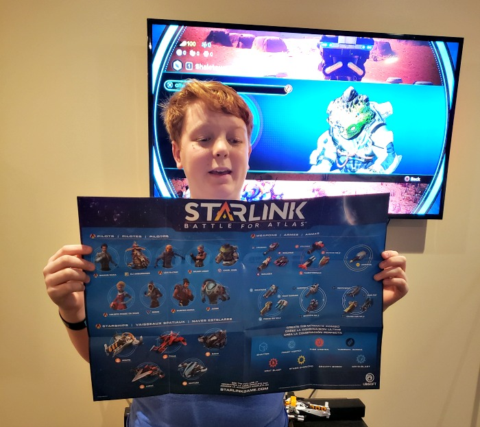 Join the Fight with Starlink: Battle for Atlas