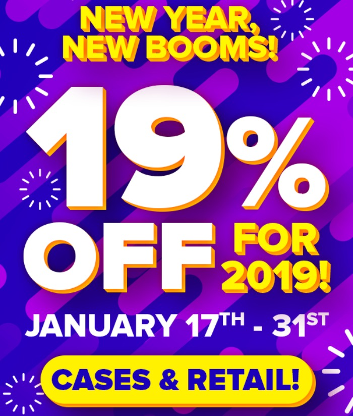 2019 Online Sale at Red Apple® Fireworks