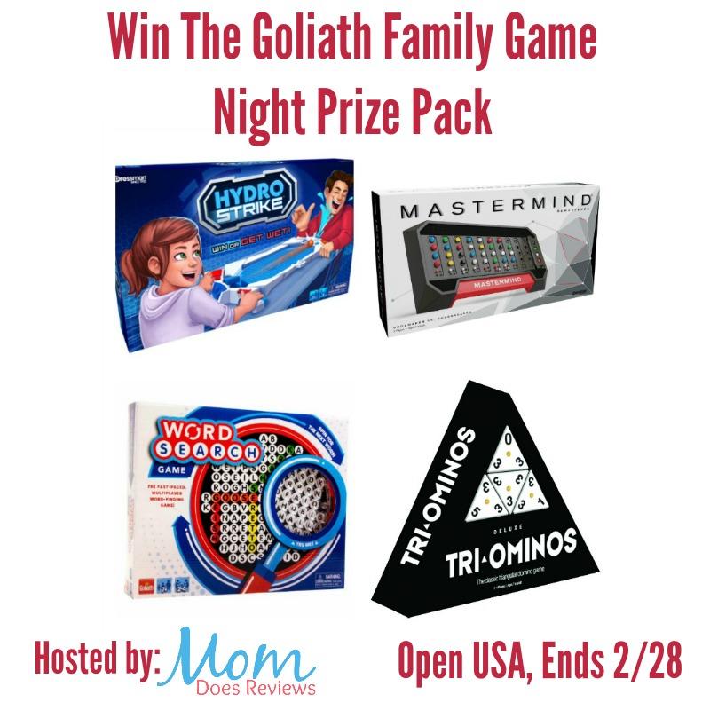 Goliath Family Game Night