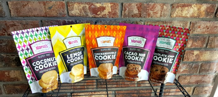 Delicious Gluten-Free Cookies from Nana's