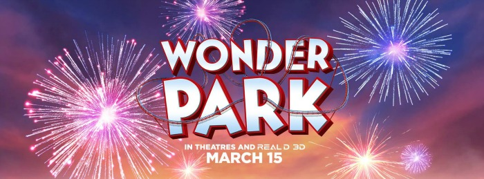 Experience Wonder Park in Theaters
