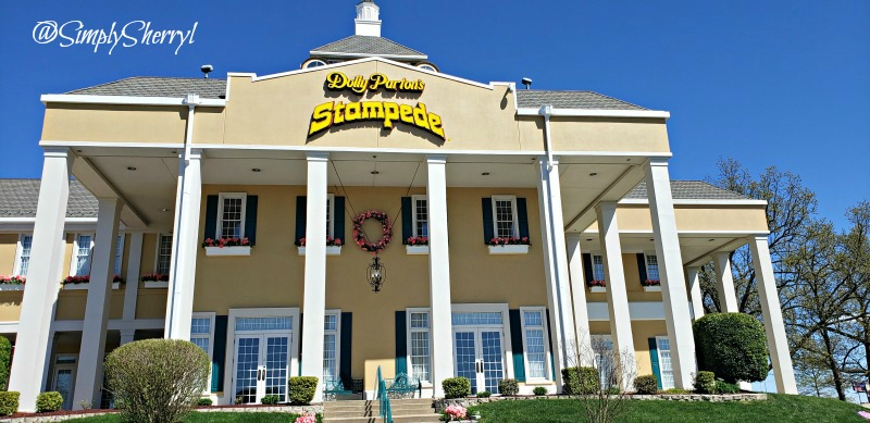 Dolly Parton's Stampede Dinner Attraction in Branson Missouri