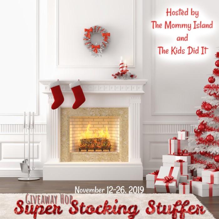 2019 Super Stocking Stuffer Giveaway