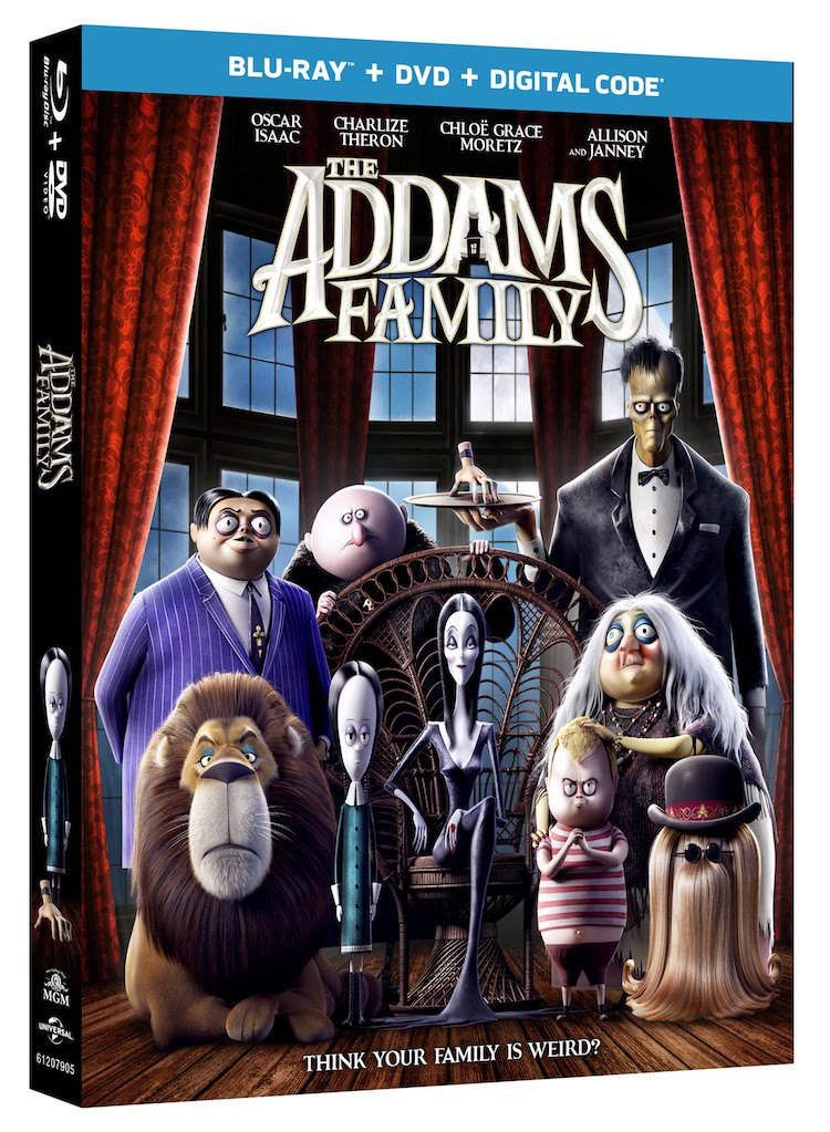 The Addams Family Movie Giveaway